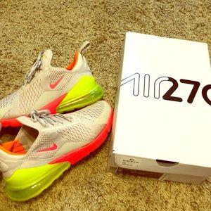 New Women's Nike Air Max 270's
